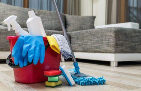 Прибирання квартири у період пандемії