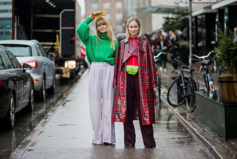 Як правильно поєднувати одяг між собою?