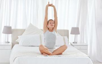 Ранкова гімнастика для схуднення