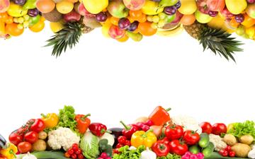 фрукти та овочі дозволять уникнути передчасної смерті