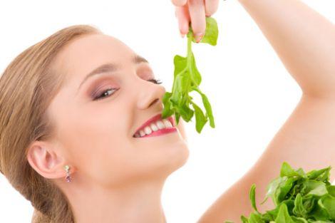 вегетеріанська дієта смачна та поживна