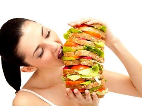 Апетит під час менструації