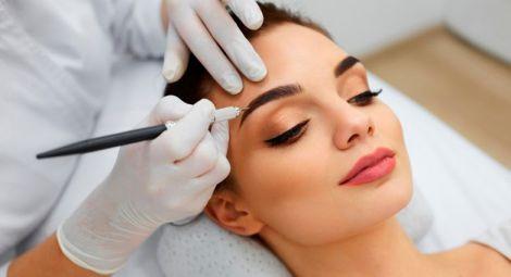 Красота без границ: преимущества и недостатки перманентного макияжа
