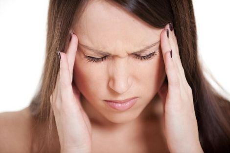Причини головного болю