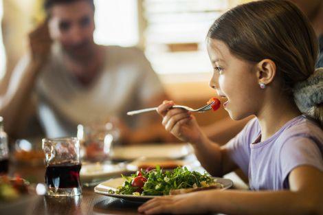 Веганська дієта для дітей