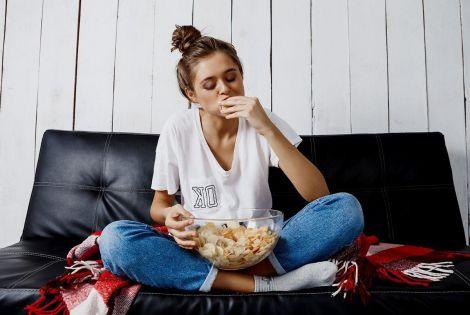 Переїдання на емоційному фоні