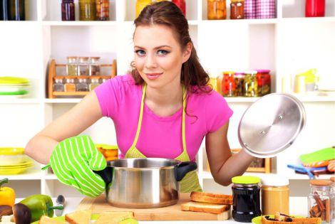 Шкідливі звички на кухні