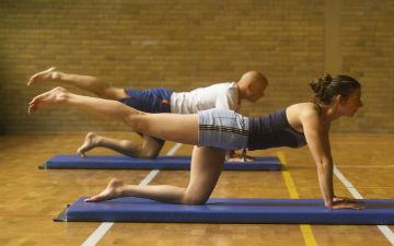 Йога для підтягнутого тіла