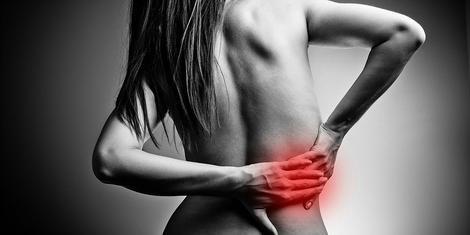 Як перемогти біль у попереку