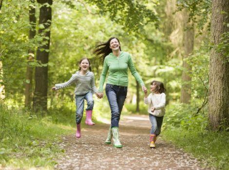 щоденні прогулянки дозволить схуднути приблизно на 5 кілограмів за пів року