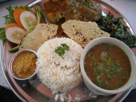 Непальська дієта