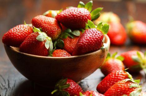 Від стресу позбавить полуниця