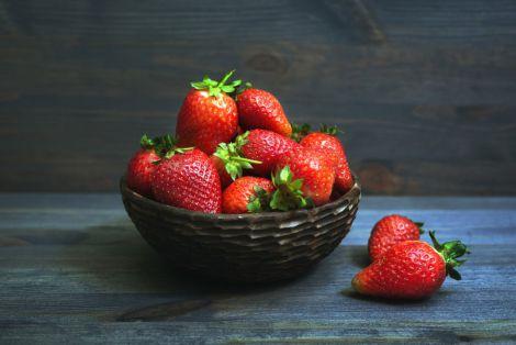 Користь та норма вживання полуниці