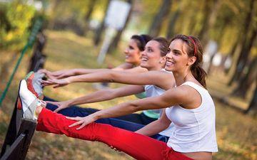 Базові вправи для скидання ваги