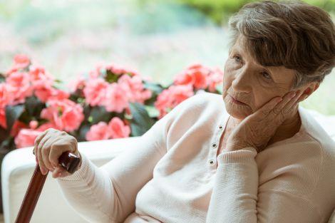 Перші симптоми деменції