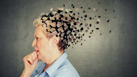 Лікування деменції вітамінами