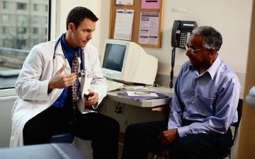 Методика лікування раку простати