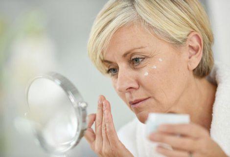 Догляд за шкірою у період менопаузи