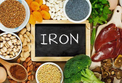 Дефіцит заліза в організмі: як визначити?
