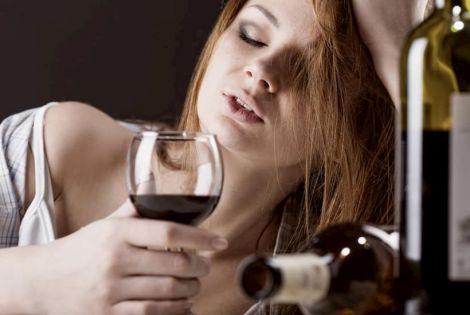 Небезпека жіночого алкоголізму