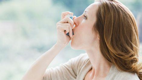 Приступи астми