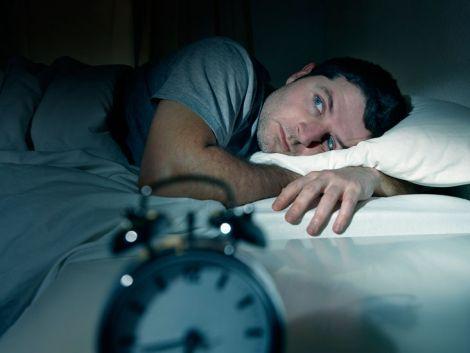 Основна причина безсоння