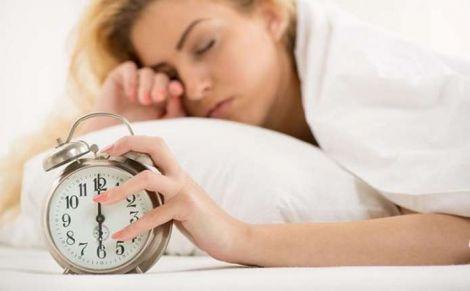 Шкідливі наслідки безсоння