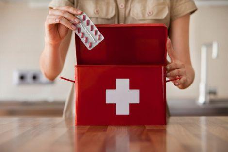 Новорічна аптечка: найважливіше
