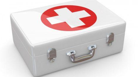 Необхідні ліки для аптечки
