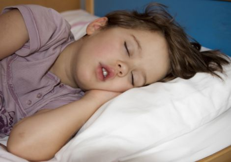 Скреготіння зубами під час сну
