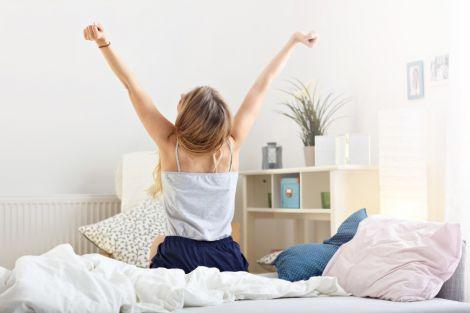 Прокидатись рано корисно для здоров'я