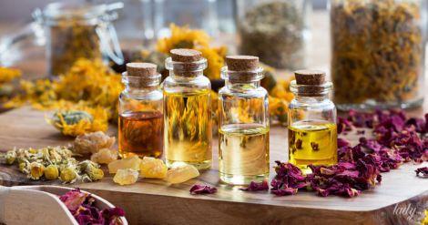 Як лікувати алергію ефірними оліями?