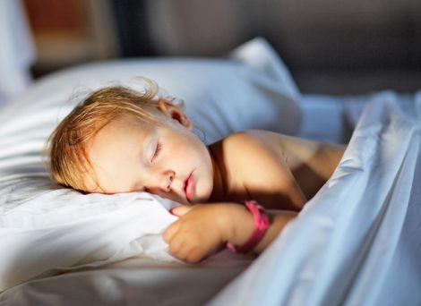 Як правильно вкладати дитину спати?