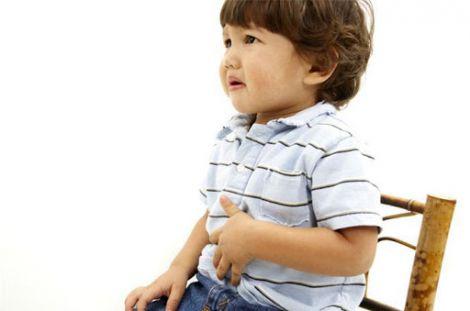 Отруєння у дитини