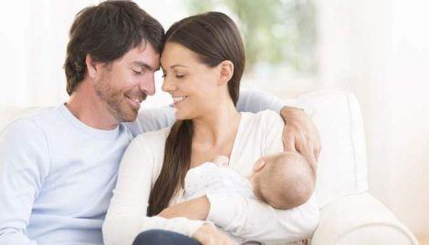 Народження малюка вносить зміни у статеве життя пари
