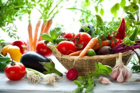 Овочі та фрукти корисні для представників другої групи крові.