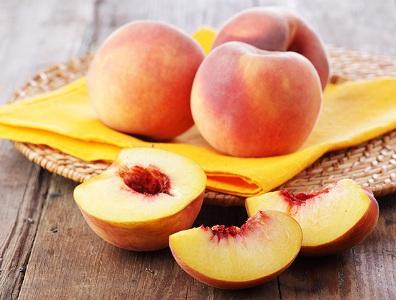 Допоможуть персики та сметана