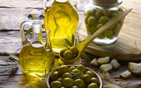 Оливкова олія для косметичного догляду