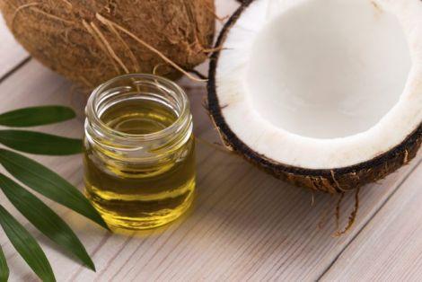 Кокосова олія для шкіри обличчя