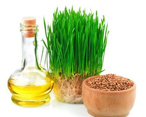 Олія пшеничних зародків