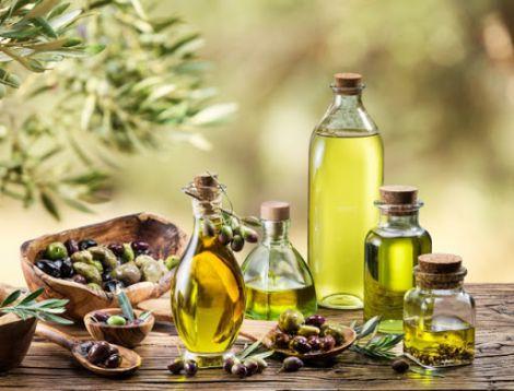 Оливкова олія не втрачає властивості під час приготування