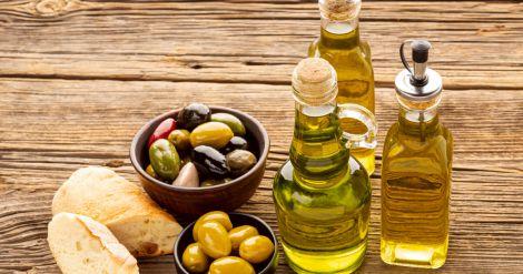 Корисна оливкова олія