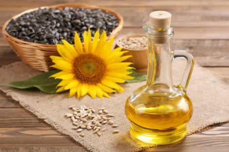 Рафінована соняшникова олія