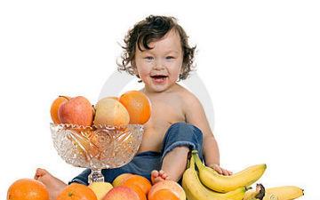Чи екзотичні фрукти позитивно впливають на дитячий організм?