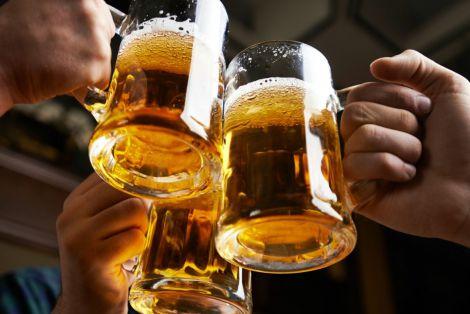 Пиво потрібно вживати дозовано