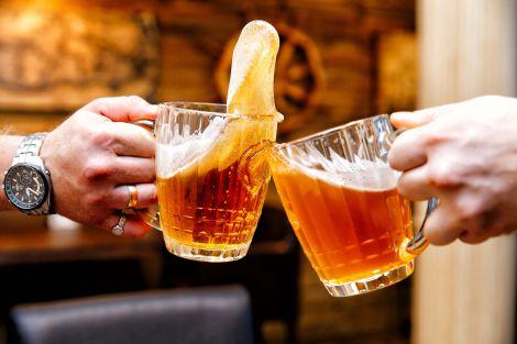 Пиво вкорочує життя