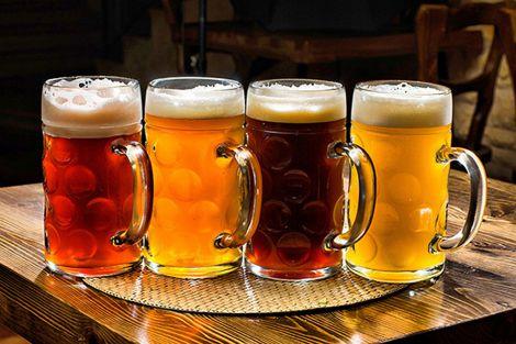 Вплив пива на мозок