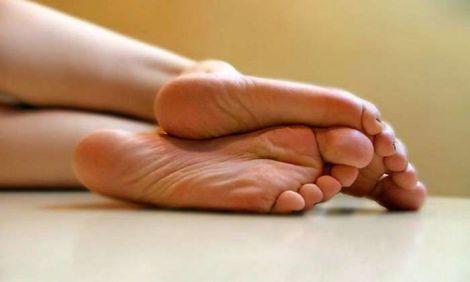 Судоми ніг