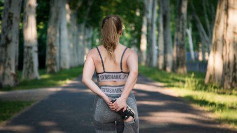 Фізична активність жінки залежить від характеру