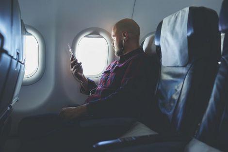 Безпечні місця у літаку